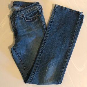 Lucky Brand Sundown Straight Jeans - W's 30 Reg